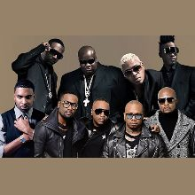 112 / Dru Hill with Sisqo / Ginuwine - The 20th Anniversary Tour tickets