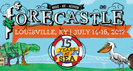 Forecastle Festival released its 2017 lineup on Tuesday morning.