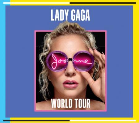 Lady Gaga Joanne 2017 World Tour