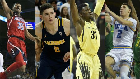 The Pac-12 Tournament will feature several of the NCAA's best teams