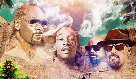 Snoop will be bringing the Mt. Rushmore of stoner rap to Red Rocks on April 23