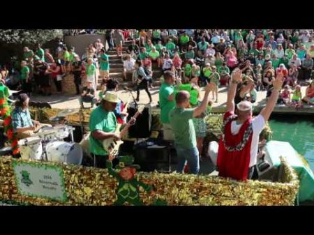 Best free family St. Patricks Day events in San Antonio 2017