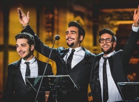 Il Volo will bring their immense talents to the Microsoft Theater in Los Angeles on March 23
