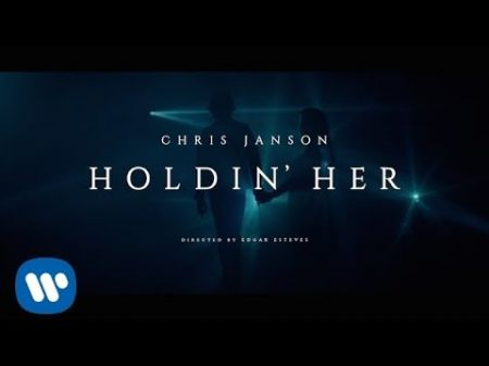 Chris Janson lands top 20 with 'Holdin' Her'
