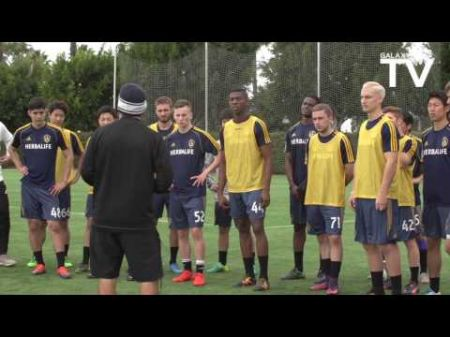 LA Galaxy II announce open tryouts in England