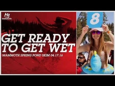5 amazing events to check out at Mammoth Mountain this Spring