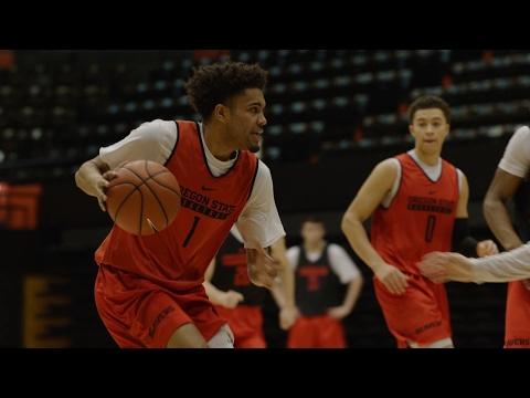 Oregon State Beavers men's basketball rewind ahead of 2017 Pac-12 Tournament