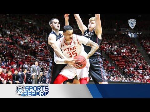 Utah Utes men's basketball rewind ahead of 2017 Pac-12 Tournament