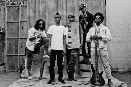The Internet coming to the Fonda Theater in LA March 19 and 20