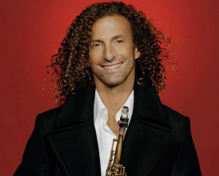 Kenny G will play the City National Grove of Anaheim on March 29. Get tickets today on AXS