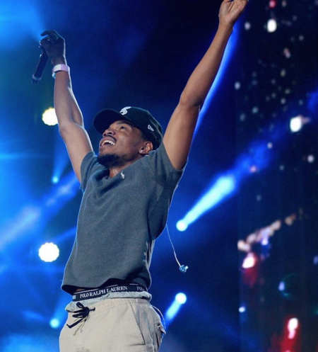 Chance The Rapper writes foreword for upcoming book of poetry