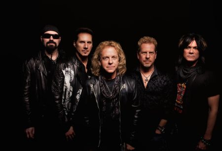 Interview: Night Ranger's Kelly Keagy Discusses The Band's New Album, 'Don't Let Up'