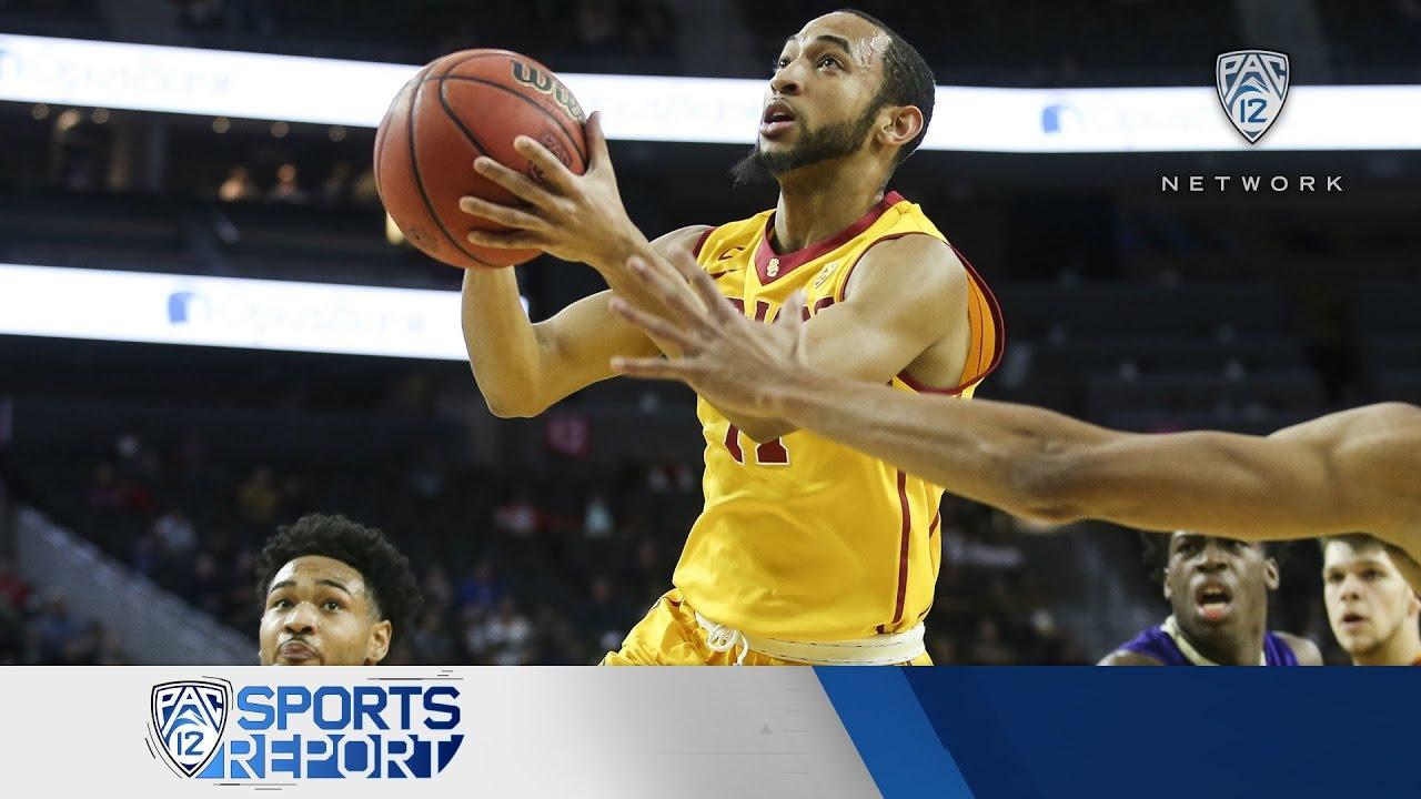 Pac-12 Men's Basketball Tournament Session 2 recap: Buffaloes, Trojans mount second-half comebacks