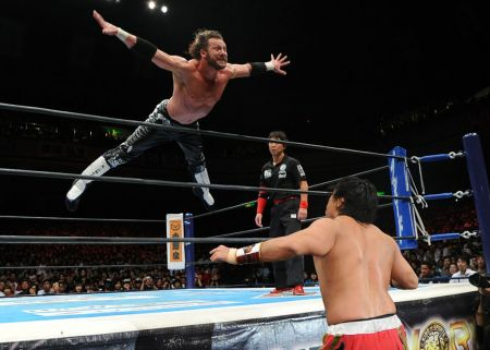 Watch New Japan Pro Wrestling's G1 Climax 26 Tournament on