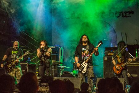 Ringworm, Tombs and Rivers of Nihil bring massive metal sounds to San Francisco