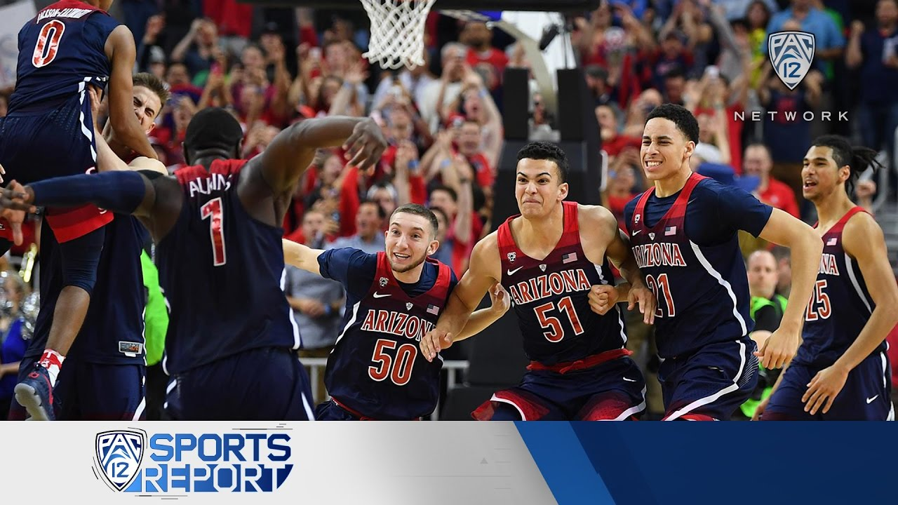 Pac-12 Men's Basketball Tournament Session 6 recap: Arizona Wildcats claim conference title with narrow win over Oregon Ducks