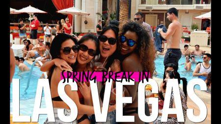 Best events in Las Vegas for Spring Break 2017