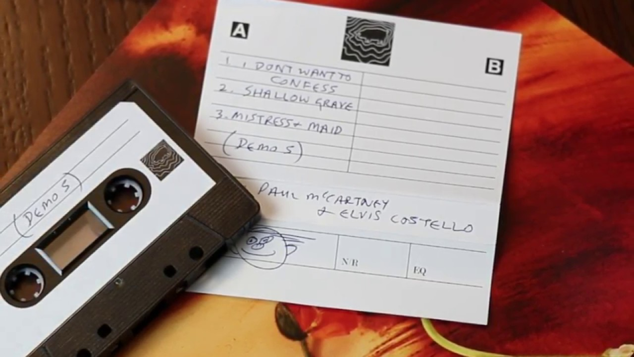 Paul McCartney bucks tradition, offers cassette of 'Flowers in the Dirt' demos for Record Store Day