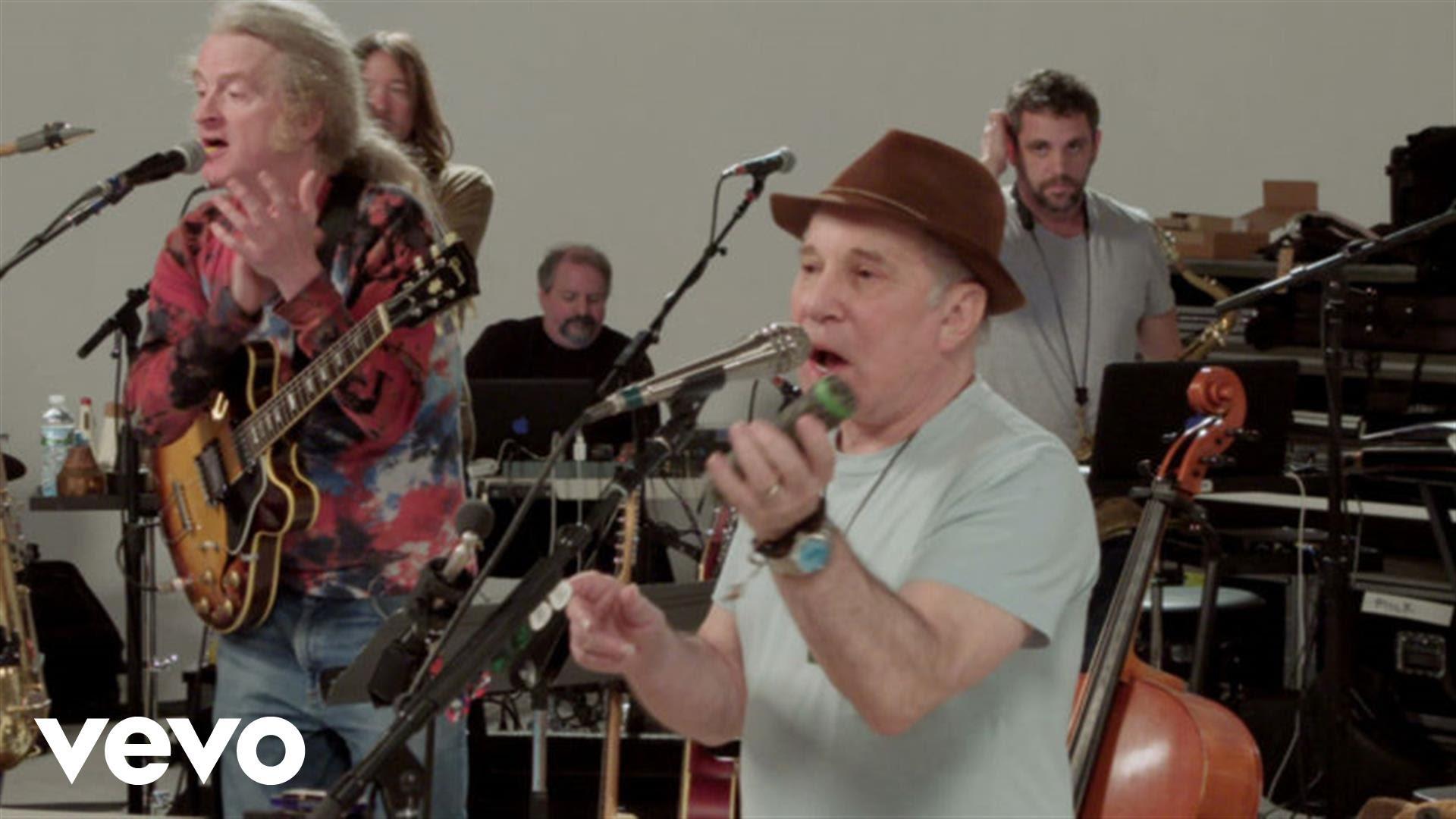 Paul Simon announces summer tour, including Red Rocks show on June 28