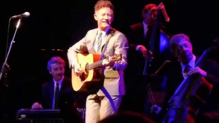 Lyle Lovett And His Large Band announce two dates in Colorado, including a stop at Red Rocks