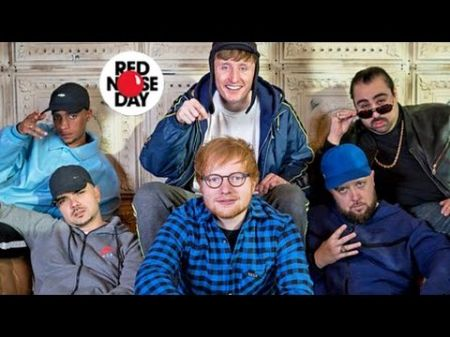 Check out Ed Sheeran in part one of a hilarious sketch with Kurupt FM for Comic Relief