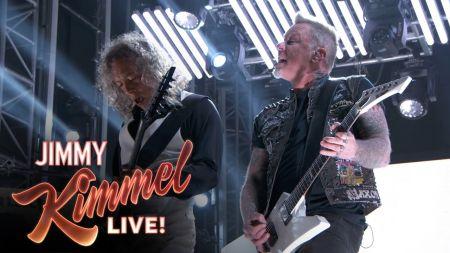 Metallica announces massive 2017-2018 tour of Europe