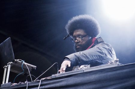 Questlove has been nominated for a James Beard Award for his latest book, 2016'sSomething To Food About: Exploring Creativity with Innovati