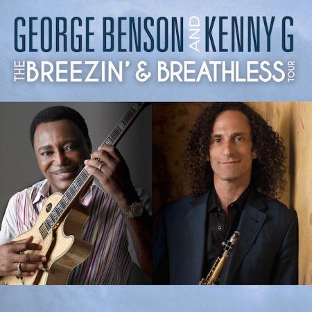 George Benson & Kenny G announce co-headlining tour
