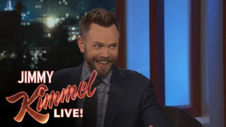 Joel McHale announces spring comedy tour