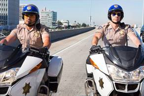 Interview: Dax Shepard and Michael Pena discuss their new movie, 'CHIPS'