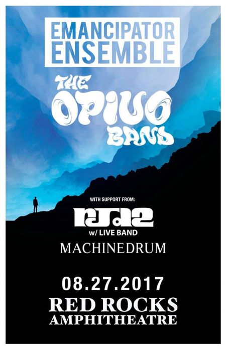 Emancipator will be coming to Red Rocks for the first time in August