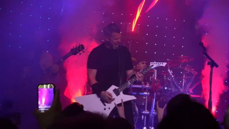 Watch: Speaking to Damage, Inc., the no-frills Metallica tribute band that just wants to rock