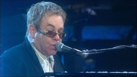 Elton John surprises teen with phone call to congratulate him on his efforts to help children with disabilities