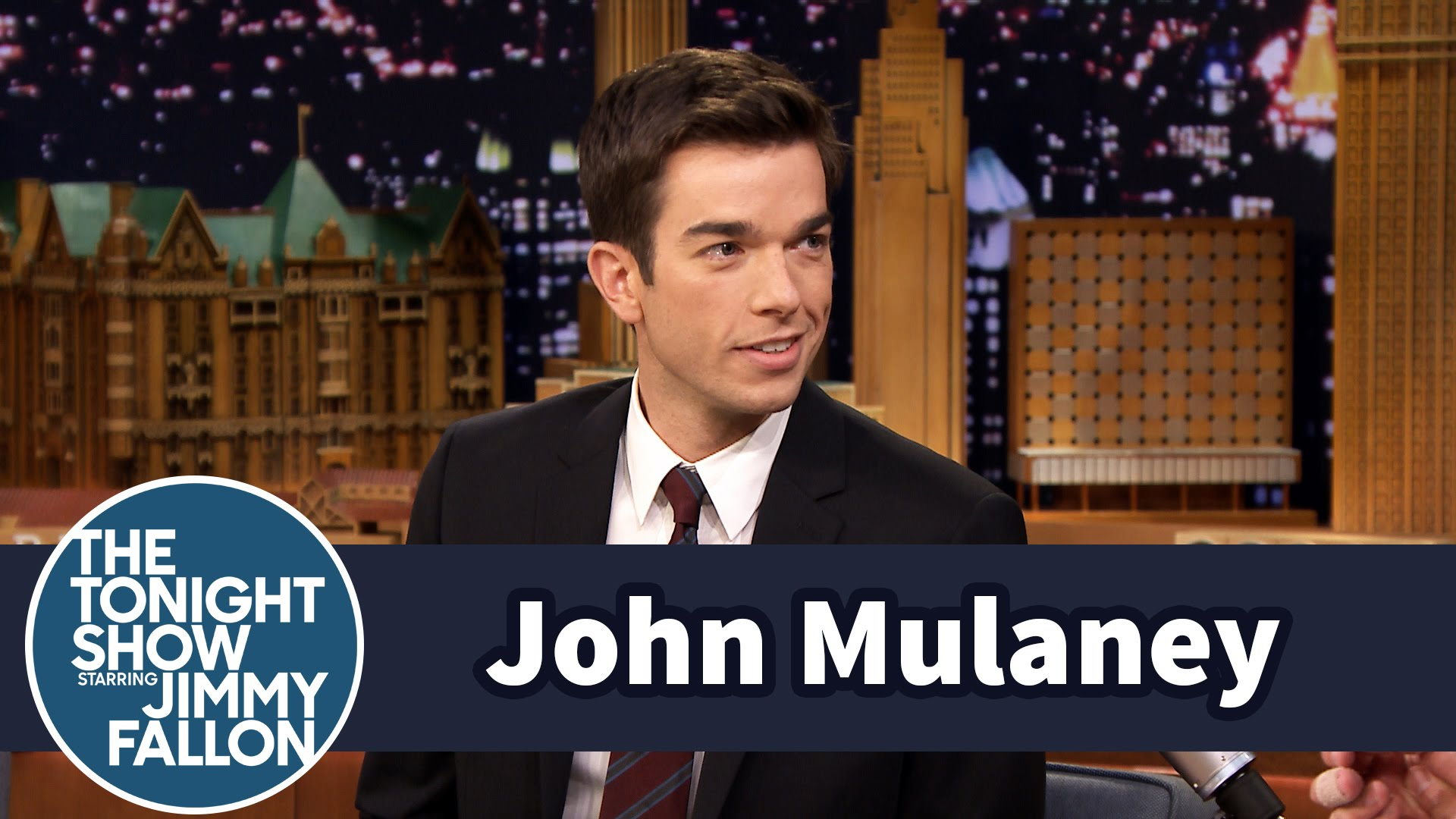 John Mulaney announces Kid Gorgeous North American tour