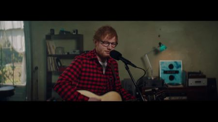 Ed Sheeran is named recipient of Songwriters Hall of Fame's 2017 Hal David Starlight Award