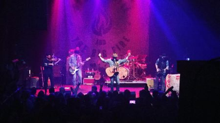 Drake White & the Big Fire at Gramercy Theatre