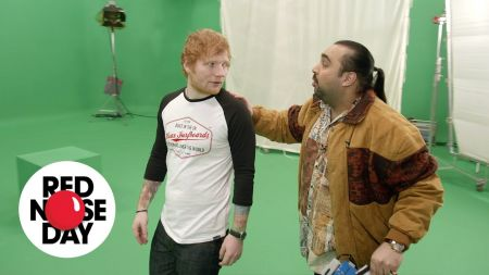 Watch: Ed Sheeran drops music video with Kurupt FM for Comic Relief