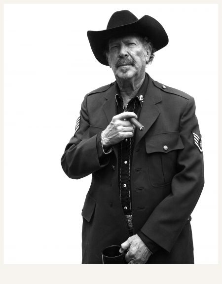 "Self-proclaimed ""Texas Jewboy"" Kinky Friedman will play Nighttown in Cleveland Heights on April 27."