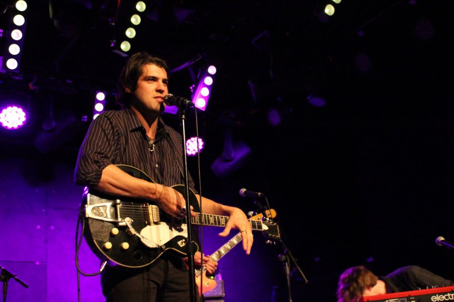Review: Tame Impala's Cameron Avery woos with Elvis croon