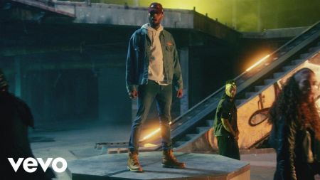 Chris Brown to bring The Party Tour to Prudential Center