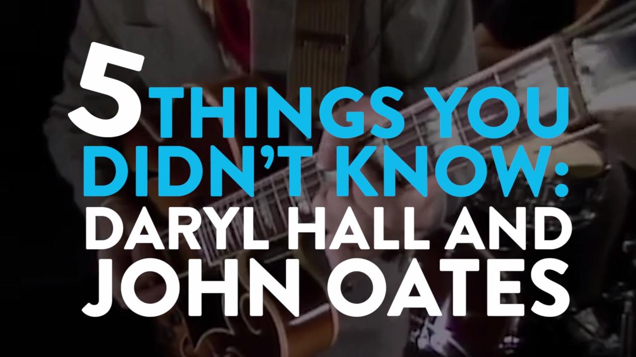 Bask in the glory of these great Hall and Oates music videos