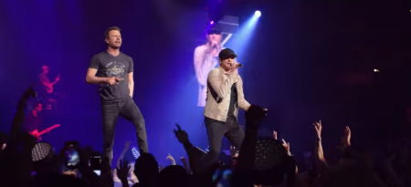 Cole Swindell & Dierks Bentley