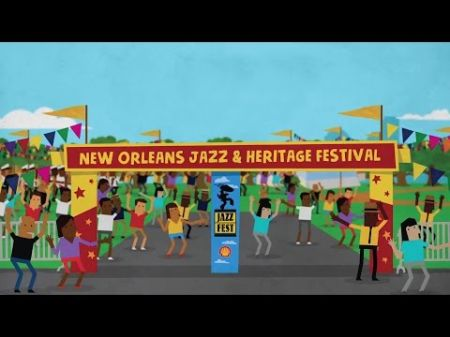 Complete 2017 New Orleans Jazz Fest set times and lineup