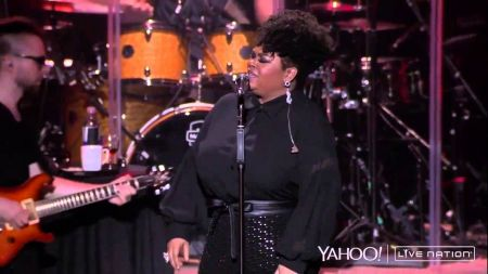 Jill Scott announces summertime tour