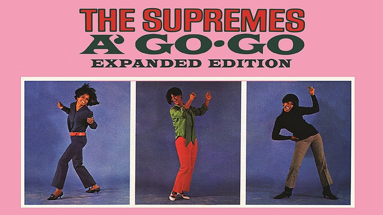 'The Supremes – A Go-Go' to be re-released in expanded two-disc edition with stereo and mono mixes