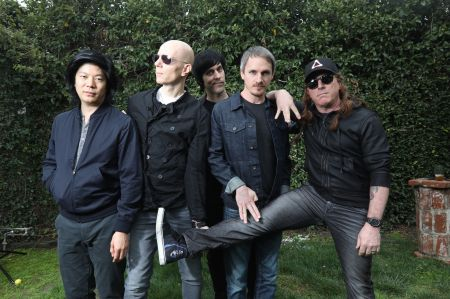 A Perfect Circle sign to BMG, announce new album