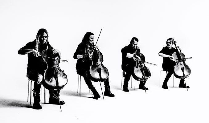 Apocalyptica Plays Metallica By Four Cellos Tour