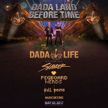 Dada Life tickets at Red Rocks Amphitheatre in Morrison