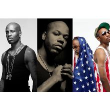 DMX, Too $hort & Ying Yang Twins tickets at The Novo by Microsoft in Los Angeles