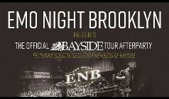 Emo Night Brooklyn: The Official Bayside Tour Afterparty tickets at The Showbox in Seattle